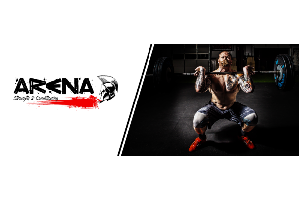 Arena Strength & Conditioning Gym slide 1