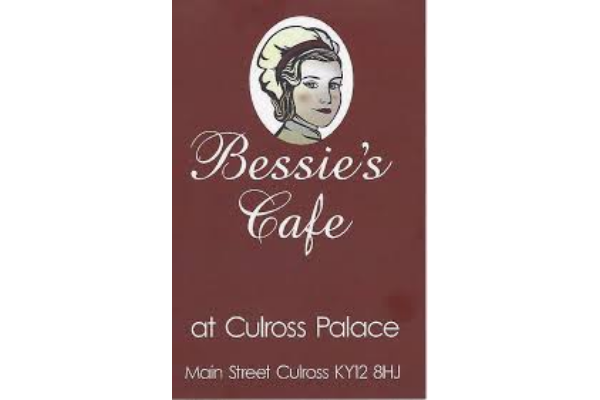 Bessie's Cafe at Culross Palace slide 1