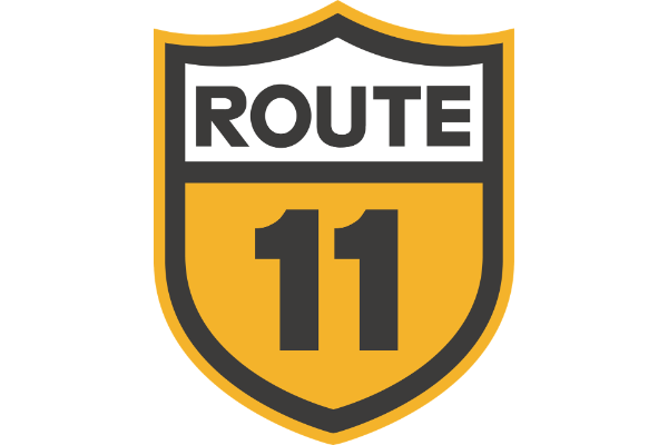 Route 11 Motorcycles slide 1