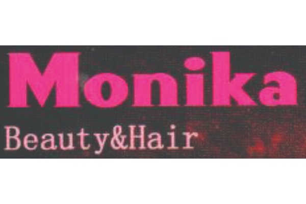 Monika Beauty and Hair slide 1
