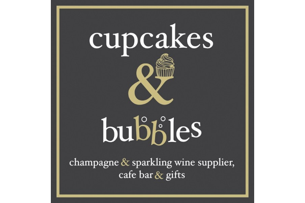 Cupcakes and Bubbles slide 1