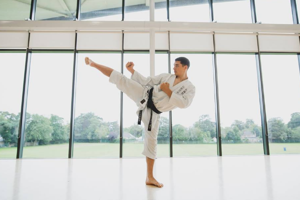 Traditional Karate and Fitness slide 2