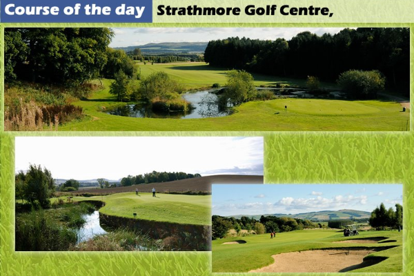 Strathmore Golf Centre slide 2