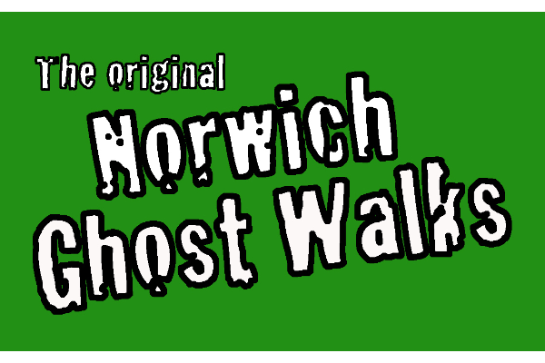 Norwich Ghost Walks slide 2