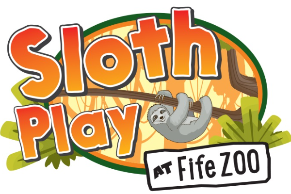 Sloth Play at Fife Zoo slide 1