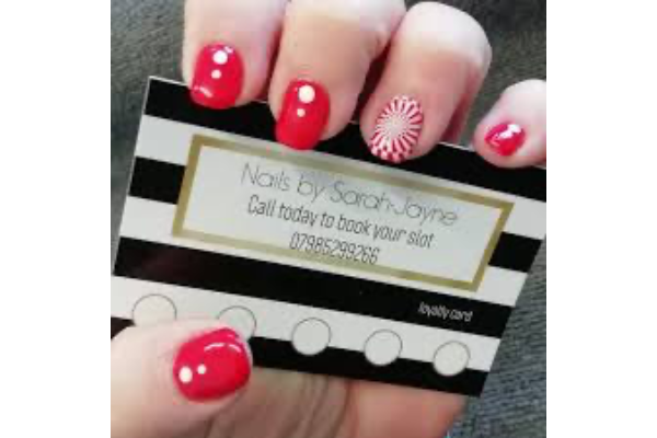 Nails by Sarah-Jayne within  (Something Different by Jaax) slide 1