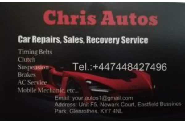 Chris Autos slide 1