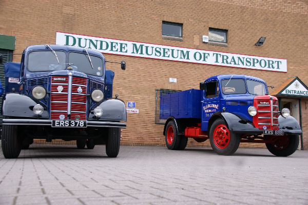 Dundee Museum of Transport slide 1