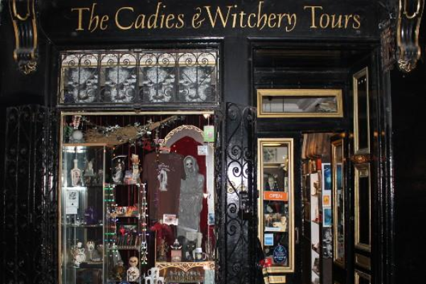 The Cadies & Witchery Tours slide 1