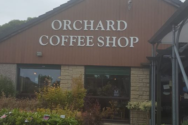 The Orchard Coffee Shop slide 1