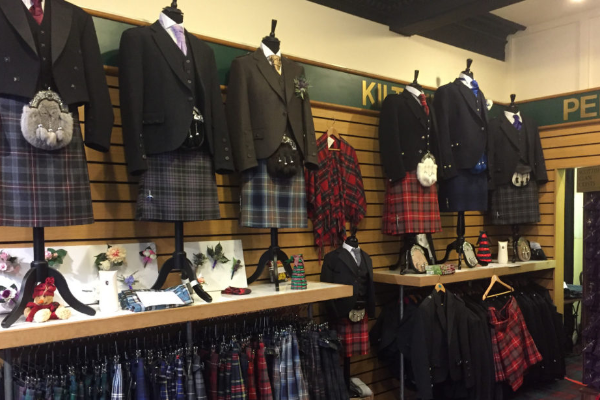 The Kilt Company slide 3