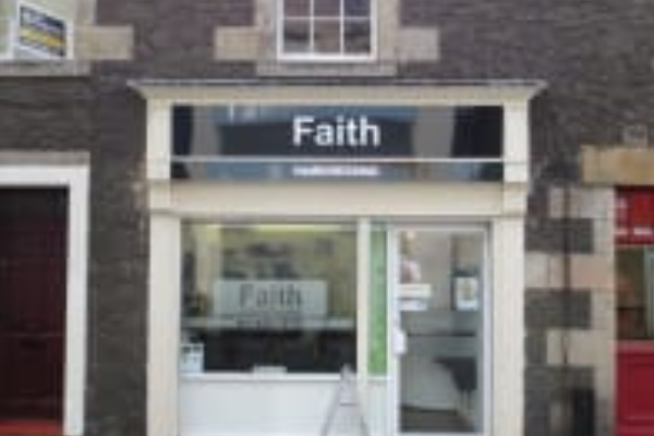 Faith Hairdressing  slide 1