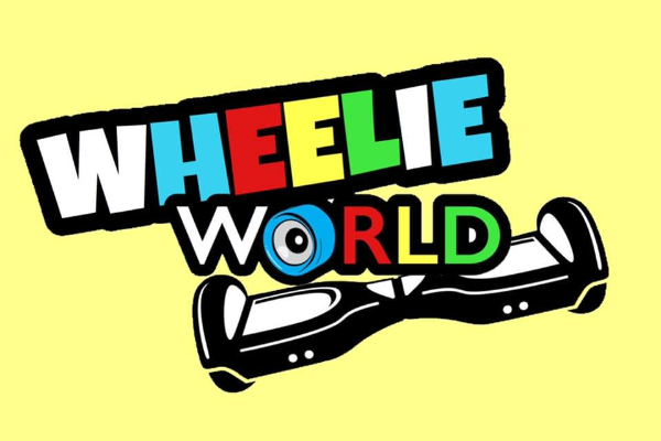 Wheelie World slide 3