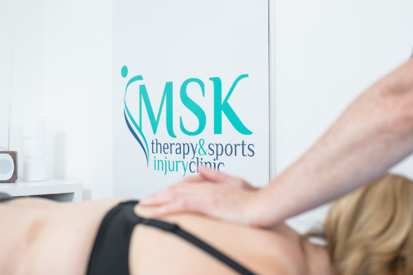 MSK Therapy and Sports Injury Clinic slide 1